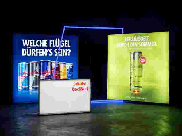 Red Bull, Promotion, Auftritt, Event